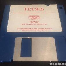 Videojuegos y Consolas: JUEGO DE ORDENADOR ATARI ST DISQUETE DISCO 3.5 TETRIS. Lote 121988927