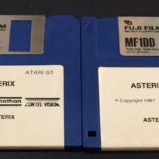 Videojuegos y Consolas: JUEGO DE ORDENADOR ATARI ST DISQUETE DISCO 3.5 ASTERIX. Lote 187464481