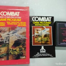 Videojuegos y Consolas: COMBAT - ATARI 2600. Lote 122459587