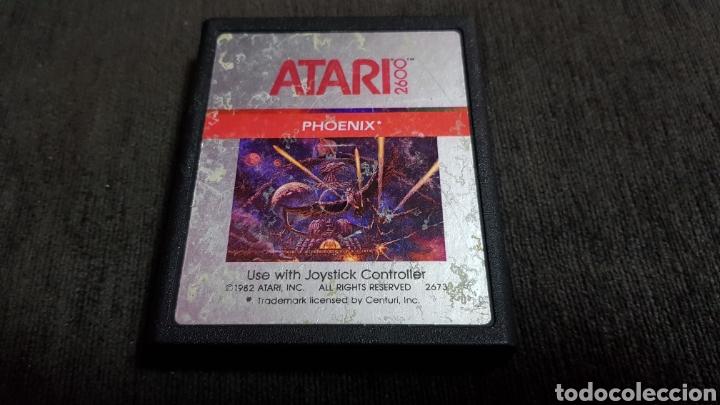 JUEGO PHOENIX PARA ATARI 2600 (Juguetes - Videojuegos y Consolas - Atari)