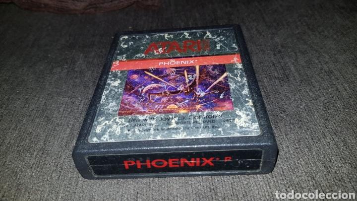 Videojuegos y Consolas: JUEGO PHOENIX PARA ATARI 2600 - Foto 2 - 123085308