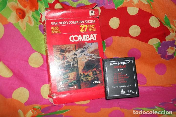 Lote De Antiguos Juegos Atari Axterix Pele Comb Comprar