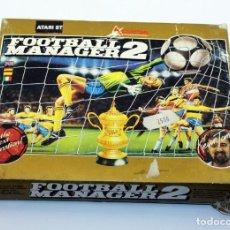 Videojuegos y Consolas: ATARI ST - FOOTBALL MANAGER 2 - ADICTIVE. Lote 129173691