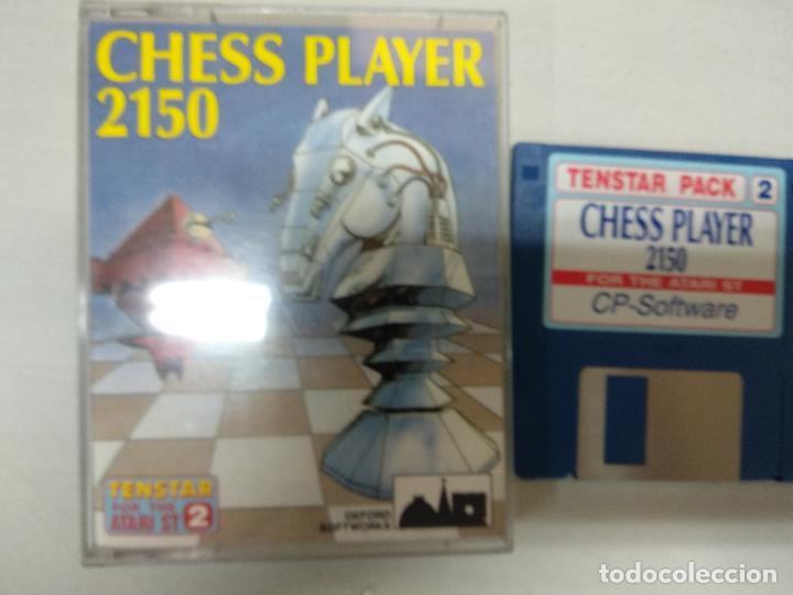 CHESS PLAYER 2150 - ATARI ST - (Juguetes - Videojuegos y Consolas - Atari)