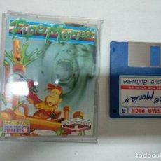 Videojuegos y Consolas: PIPE MANIA PIPEMANIA - ATARI ST -. Lote 130321898