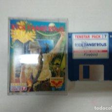 Videojuegos y Consolas: RICK DANGEROUS - ATARI ST -. Lote 130322166