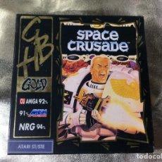 Videojuegos y Consolas: SPACE CRUSACE - JUEGO ATARI ST/STE. Lote 130989076