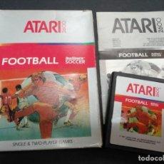 Videojuegos y Consolas: FOOTBALL JUEGO ATARI 2600. Lote 131772706