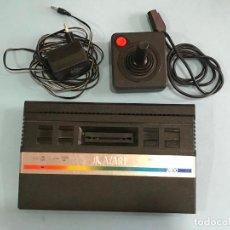 Videojuegos y Consolas: CONSOLA ATARI 2600 FUNCIONANDO CORRECTAMENTE. Lote 131953538