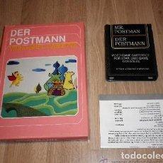 Videojuegos y Consolas: ATARI 2600 JUEGO DER POSTMANN COMPLETO. Lote 132705682