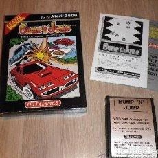 Videojuegos y Consolas: ATARI 2600 JUEGO BUMP'N'JUMPT. Lote 132705738