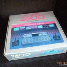 Videojuegos y Consolas: CONSOLA VIDEOJUEGOS CLONICA ATARI AÑOS 80 NUEVA EN CAJA. Lote 132874158