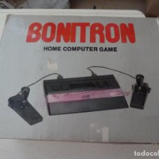 Videojuegos y Consolas: CONSOLA BONITRON COMPATIBLE CON ATARI 2600. Lote 132883046