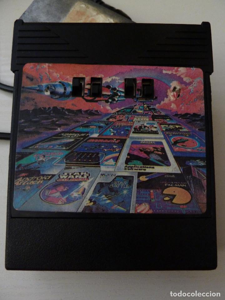 CARTUCHO 16 EN 1 PARA LA CONSOLA 2600 ATARI COMPATIBLE (Juguetes - Videojuegos y Consolas - Atari)