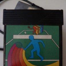 Videojuegos y Consolas: CARTUCHO JUEGO TENNIS PARA LA CONSOLA 2600 ATARI COMPATIBLE. Lote 132884114
