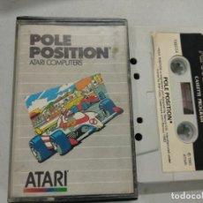 Videojuegos y Consolas: ATARI - POLE POSITION - CASSETTE. Lote 133144810