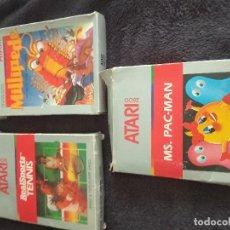Videojuegos y Consolas: LOTE DE CARTUCHOS . Lote 133500470