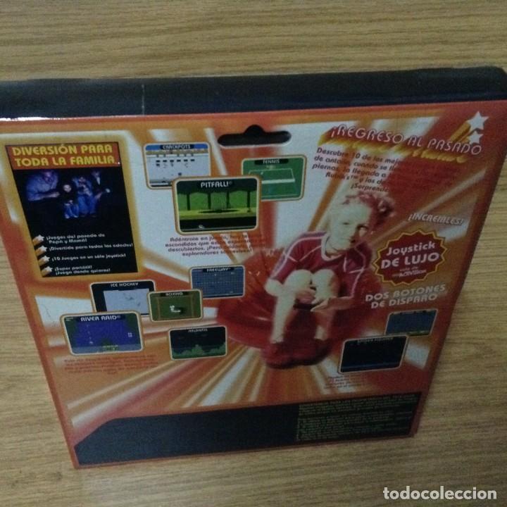 Videojuegos y Consolas: Activision TV Games 10 juegos clasicos Atari 2600 - Foto 2 - 133751066