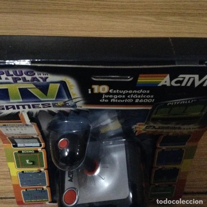 Videojuegos y Consolas: Activision TV Games 10 juegos clasicos Atari 2600 - Foto 3 - 133751066