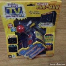 Videojuegos y Consolas: PAC-MAN TV GAMES,5 CLASICOS DE ARCADE. Lote 133753026