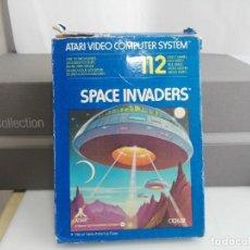 Videojuegos y Consolas: ANTIGUO JUEGO PARA ATARI SPACE INVADERS. Lote 138118614