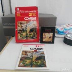 Videojuegos y Consolas: ANTIGUO JUEGO PARA ATARI COMBAT. Lote 138118874