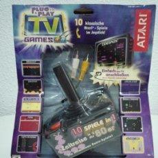 Videojuegos y Consolas: ATARI PLUG & PLAY. Lote 138697302