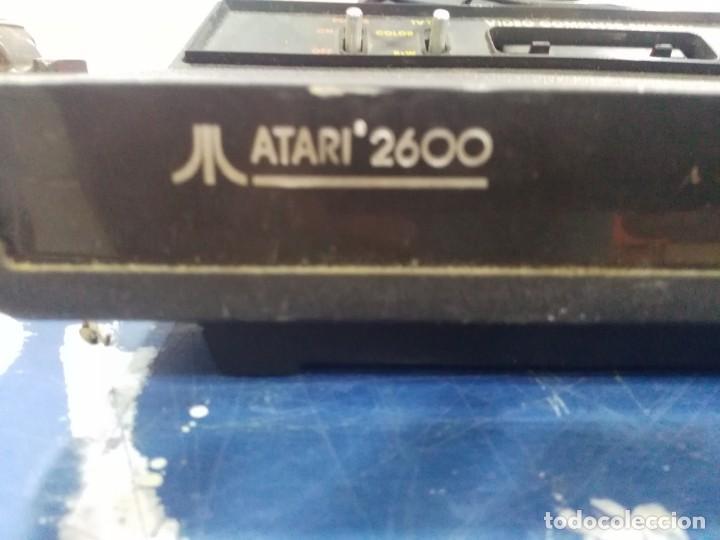 Videojuegos y Consolas: antigua consola atari 2600 - Foto 2 - 139070062
