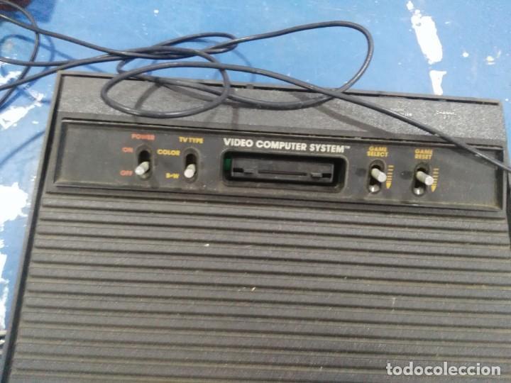 Videojuegos y Consolas: antigua consola atari 2600 - Foto 5 - 139070062