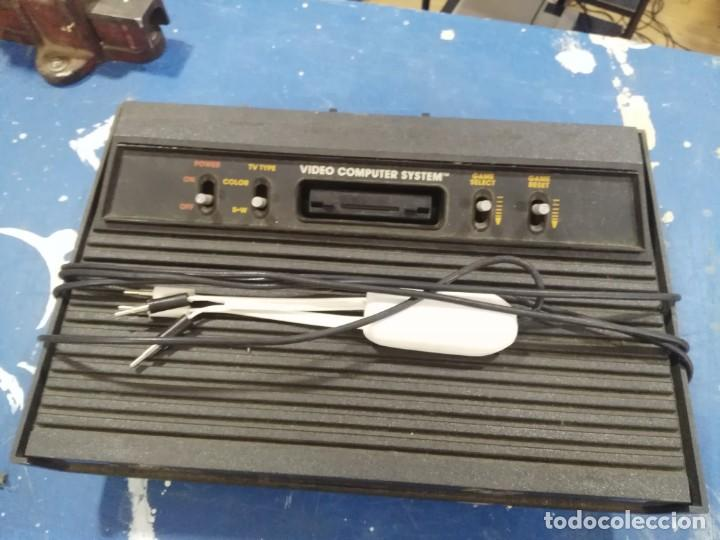 Videojuegos y Consolas: antigua consola atari 2600 - Foto 9 - 139070062