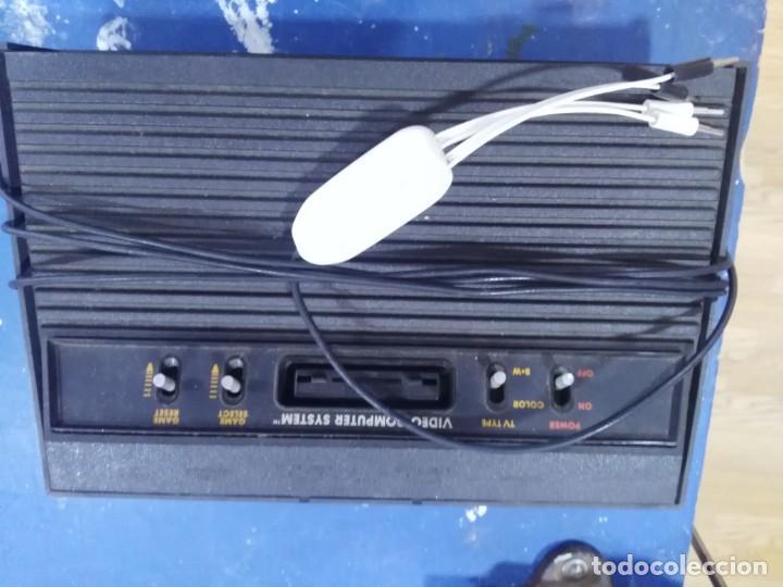 Videojuegos y Consolas: antigua consola atari 2600 - Foto 10 - 139070062