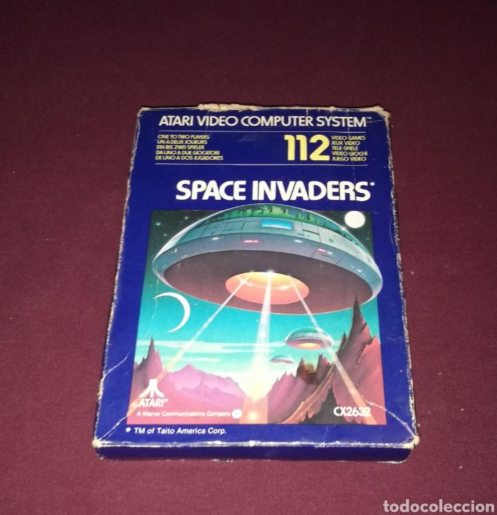 SPACE INVADERS ATARI 2600 (Juguetes - Videojuegos y Consolas - Atari)