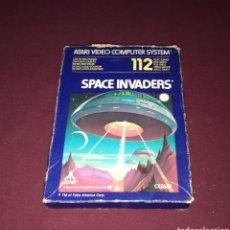 Videojuegos y Consolas: SPACE INVADERS ATARI 2600. Lote 139812856