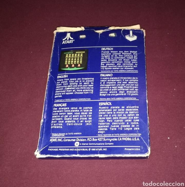 Videojuegos y Consolas: SPACE INVADERS ATARI 2600 - Foto 2 - 139812856