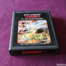 Videojuegos y Consolas: COMBAT ATARI 2600. Lote 139988386