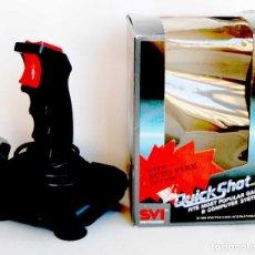 Videojuegos y Consolas: JOYSTICK QUICK SHOT II DE SVI SPECTRAVIDEO QUICK SHOT ATARI SEARS COMOMODORE VIC-20 C64 NEC MANDO. Lote 140759646