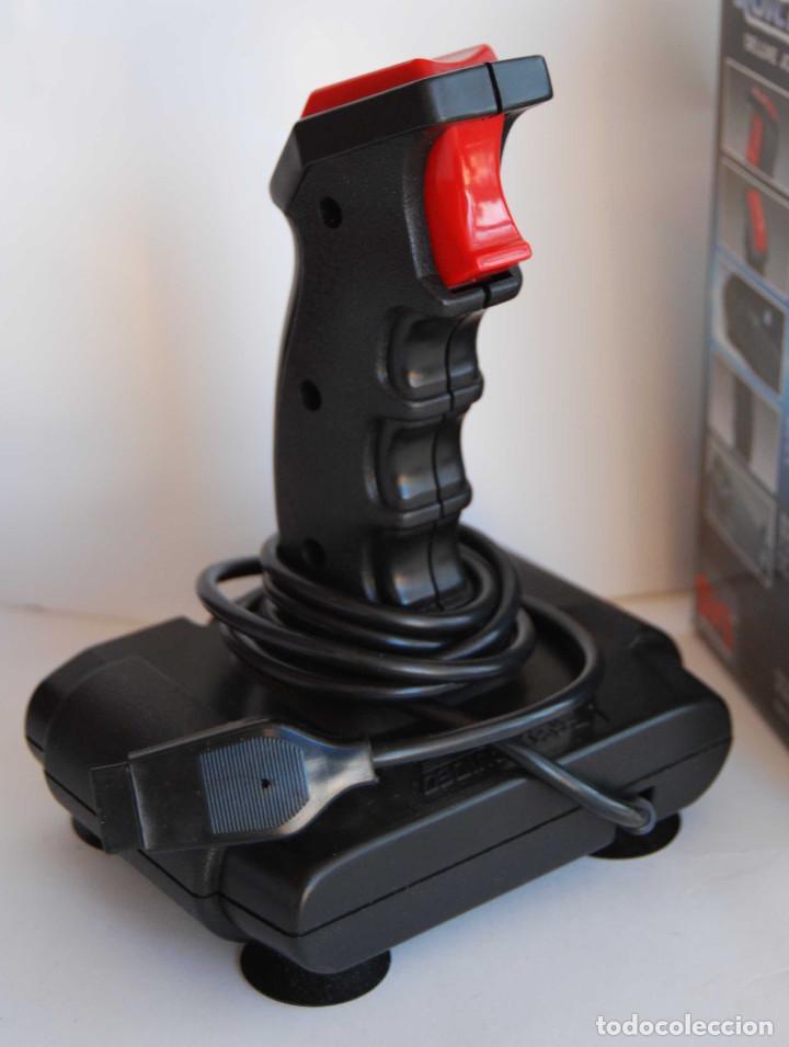 Videojuegos y Consolas: JOYSTICK QUICK SHOT II DE SVI SPECTRAVIDEO QUICK SHOT ATARI SEARS COMOMODORE VIC-20 C64 NEC MANDO - Foto 3 - 140759646