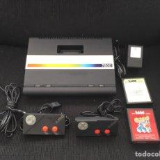 Videojuegos y Consolas: CONSOLO ATARI + JUEGOS. Lote 140794638