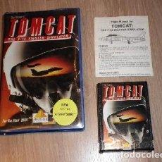 Videojuegos y Consolas: ATARI 2600 JUEGO TOMCAT COMPLETO. Lote 141138934