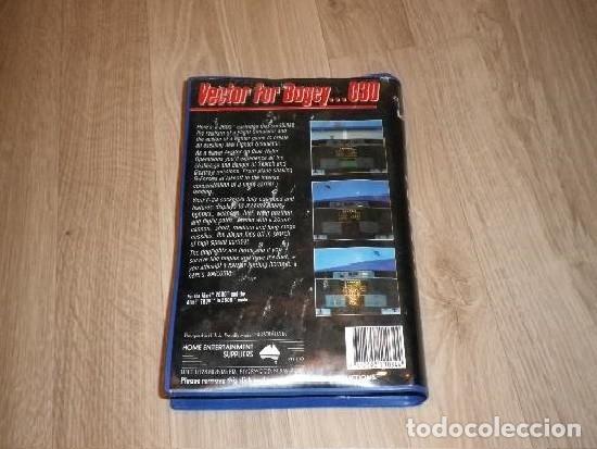 Videojuegos y Consolas: ATARI 2600 JUEGO TOMCAT COMPLETO - Foto 2 - 141138934