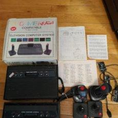 Videojuegos y Consolas: 2 CONSOLAS CLONICAS DE ATARI TODO 25€. Lote 142480810