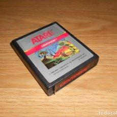 Videojuegos y Consolas: CENTIPEDE - ATARI 2600 Y COMPAIBLES - JUEGO EN CARTUCHO ORIGINAL. Lote 144211806