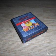 Videojuegos y Consolas: MS PAC-MAN PACMAN - ATARI 2600 Y COMPAIBLES - JUEGO EN CARTUCHO ORIGINAL. Lote 144212314