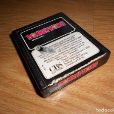 Videojuegos y Consolas: DONKEY KONG - ATARI 2600 Y COMPAIBLES - JUEGO EN CARTUCHO ORIGINAL. Lote 144214602