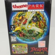 Videojuegos y Consolas: JUEGO THEME PARK ATARI JAGUAR - PRECINTADO. Lote 148071666