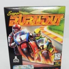 Videojuegos y Consolas: JUEGO SUPER BURNOUT ATARI JAGUAR - MUY BUEN ESTADO. Lote 148072426