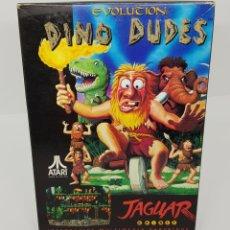 Videojuegos y Consolas: JUEGO DINO DUDES ATARI JAGUAR - MUY BUEN ESTADO. Lote 148073942