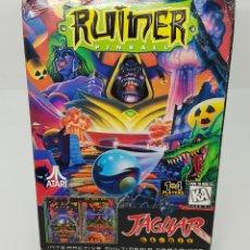 Videojuegos y Consolas: JUEGO RUINER PINBALL ATARI JAGUAR - MUY BUEN ESTADO. Lote 148074478