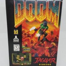 Videojuegos y Consolas: JUEGO DOOM ATARI JAGUAR - MUY BUEN ESTADO. Lote 148075294