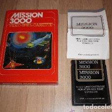 Videojuegos y Consolas: ATARI 2600 JUEGO MISSION 3000 COMPLETO. Lote 149575546